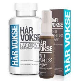Har Vokse hair loss treatment